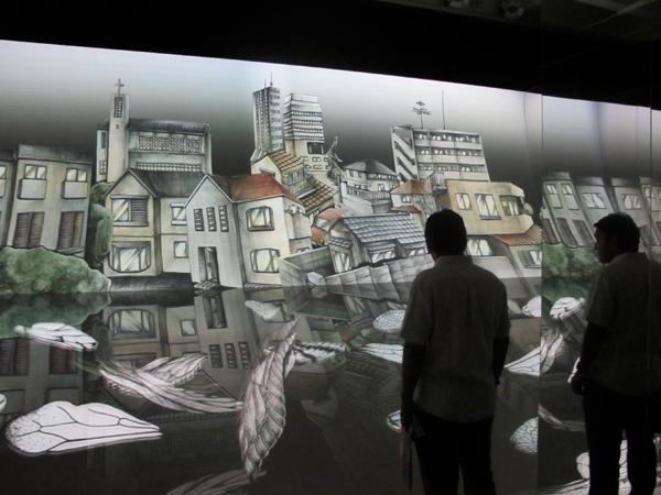 Kunst biennale 2011 die japanische welle for Das japanische wohnhaus