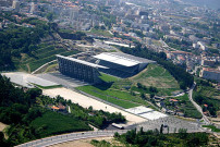 Estadio Municipal in Braga, 2004