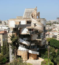 Spiral Apartment House, Ramat Gan