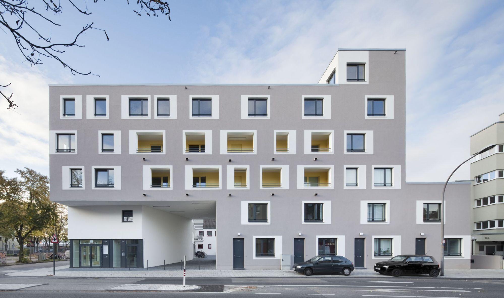 lepel lepel architektur innenarchitektur k ln architekten baunetz architekten profil. Black Bedroom Furniture Sets. Home Design Ideas