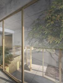 wohnungsbau von robertneun in berlin am lokdepot architektur und architekten news. Black Bedroom Furniture Sets. Home Design Ideas