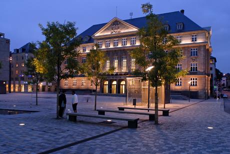 Latz partner kranzberg architekten - Architekten luxemburg ...