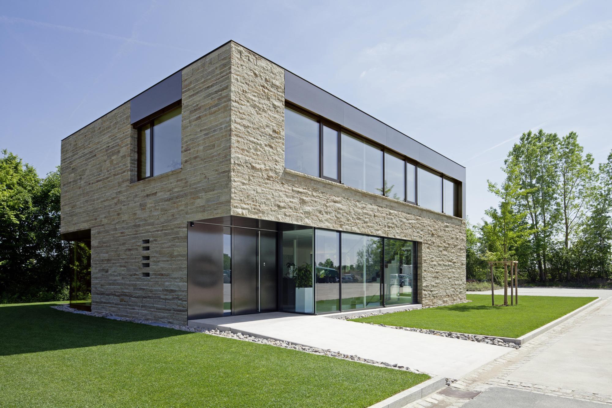 architektur b ro j cklein volkach architekten baunetz. Black Bedroom Furniture Sets. Home Design Ideas