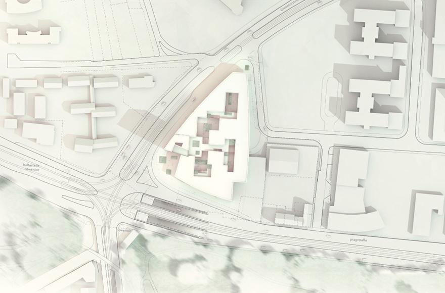 Abschlussarbeit rosensteinh fe stuttgart daniel nieb for Fh stuttgart architektur