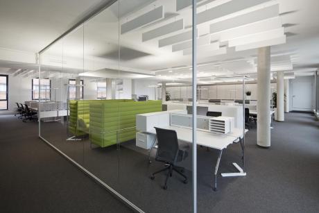 Moderne bürokonzepte  baum - kappler architekten, Nürnberg / Architekten - BauNetz ...