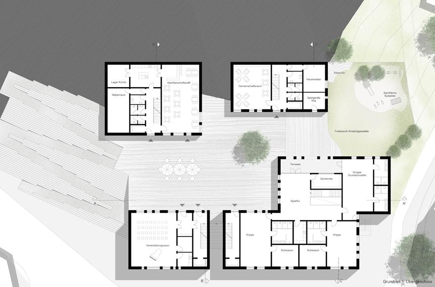 Abschlussarbeit zukunftsaufgabe wohnen im alter corinna for Masterarbeit architektur