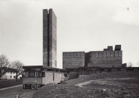 3. Preis: St. Bridge's Roman Catholic Church, Wast Kilbride, Lanarkshire, 1964