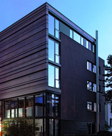 H hnig gemmeke freie architekten bda t bingen architekten baunetz architekten profil - Architekten tubingen ...