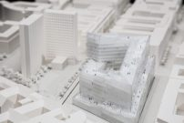 Axel Springer Campus / Bjarke Ingels Group (BIG)