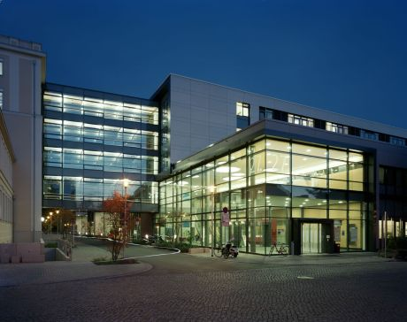 Hwp planungsgesellschaft mbh stuttgart architekten - Uni dresden architektur ...