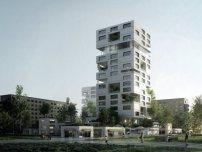 Berliner wohnbauwettbewerb urban living bekannte gr en und junge aufsteiger architektur und - Bekannte architekten ...