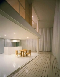 Curtain Wall House, Tokio, 1995