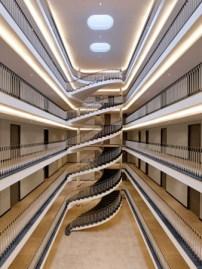 Bielefeld Architekten müller reimann haben bürobau in bielefeld erweitert merkmale der