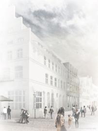 Architekten Lüneburg wettbewerb zur sanierung des ihk hauses entschieden modern in