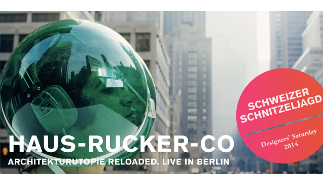 Haus-Rucker-Co: Live in Berlin / BauNetzWOCHE #387