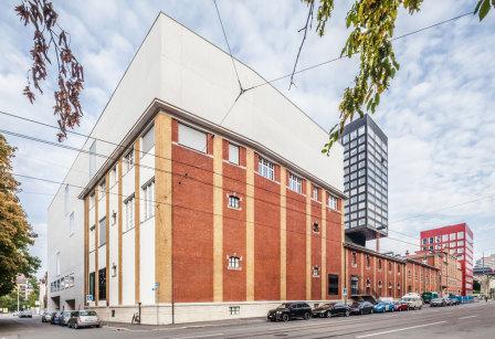 Atelier ww z rich architekten baunetz architekten profil - Wachter wachter architekten ...