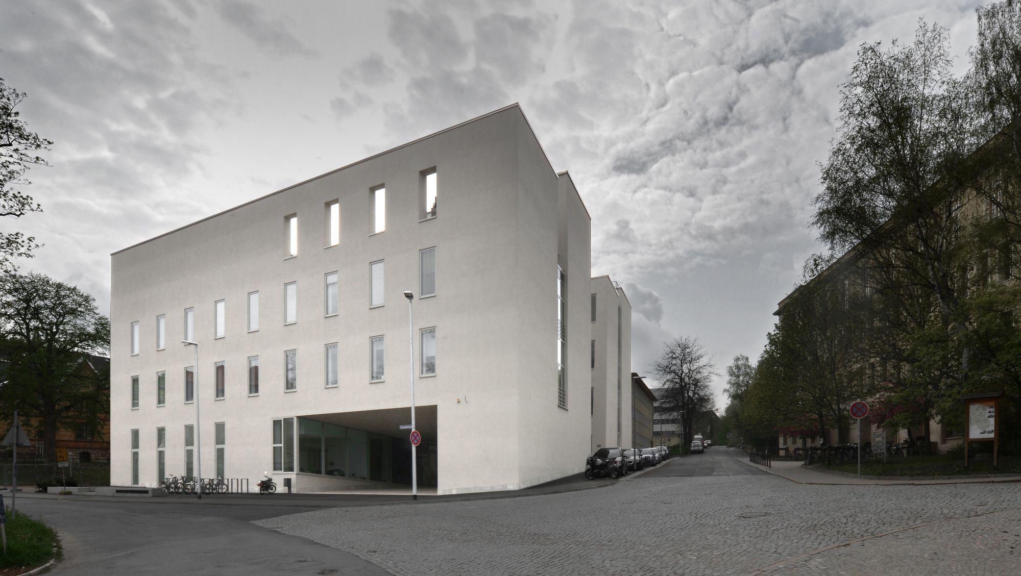 worschech architects erfurt architekten baunetz. Black Bedroom Furniture Sets. Home Design Ideas