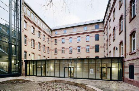 Lh architekten landwehr henke partner mbb hamburg architekten baunetz architekten profil - Bgf architekten ...