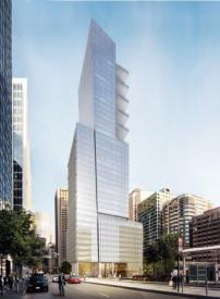 Goettsch Partners Bauen In San Francisco Hochhaus Am