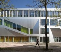 H�rsaal Campus Center Universit�t Kassel von raumzeit Architekten