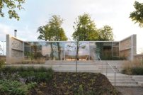 Maggie's Lanarkshire von Reiach and Hall Architects