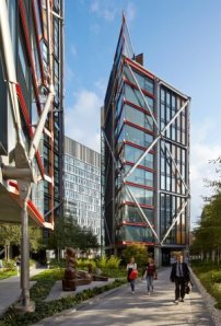 NEO Bankside von Rogers Stirk Harbour + Partners