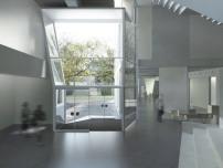 Steven holl baut in houston rampe zum dach architektur for Architektur rampe