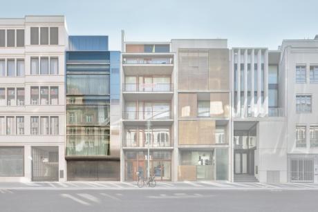 gr ntuch ernst architekten berlin architekten baunetz architekten profil. Black Bedroom Furniture Sets. Home Design Ideas