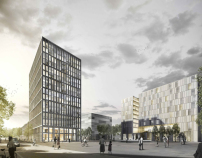 1. Preis: ASTOC Architects and Planners, K�ln und GWJARCHITEKTUR, Bern