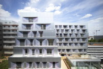 Abschnitt N4, Julien De Smedt Architects