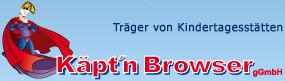 Käpt´n Browser gGmbH - Träger von Kindertagesstätten in Berlin's logo