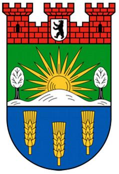 Bezirksamt Lichtenberg von Berlin, Bezirksamt Lichtenberg von Berlin im Rahmen der Berliner Schulbauoffensive in Berlin  in Berlin's logo