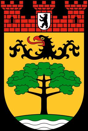Bezirksamt Steglitz-Zehlendorf von Berlin in Berlin's logo