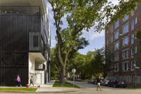 OZ Condominiums in Winnipeg in Kannada von 5468796 Architecture, Foto: James Brittain