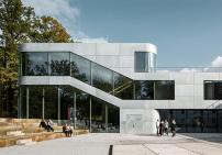Architekten Friedrichshafen unigebäude as if in friedrichshafen sieht sich
