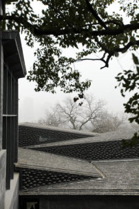 Project of the Year: Folk Art Museum of the China Academy of Art in Hangzhou von Kengo Kuma Associates, Foto: Eiichi Kano