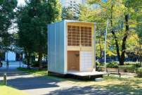 "Architect's Client of the Year: Muji House Co Ltd., Japan. ""Muji Hut"" von Konstantin Grcic, Foto: Muji House Co Ltd."