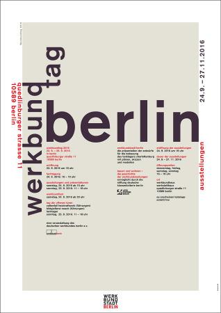 Zu Besuch beim Experiment - Werkbundtag 2016 in Berlin