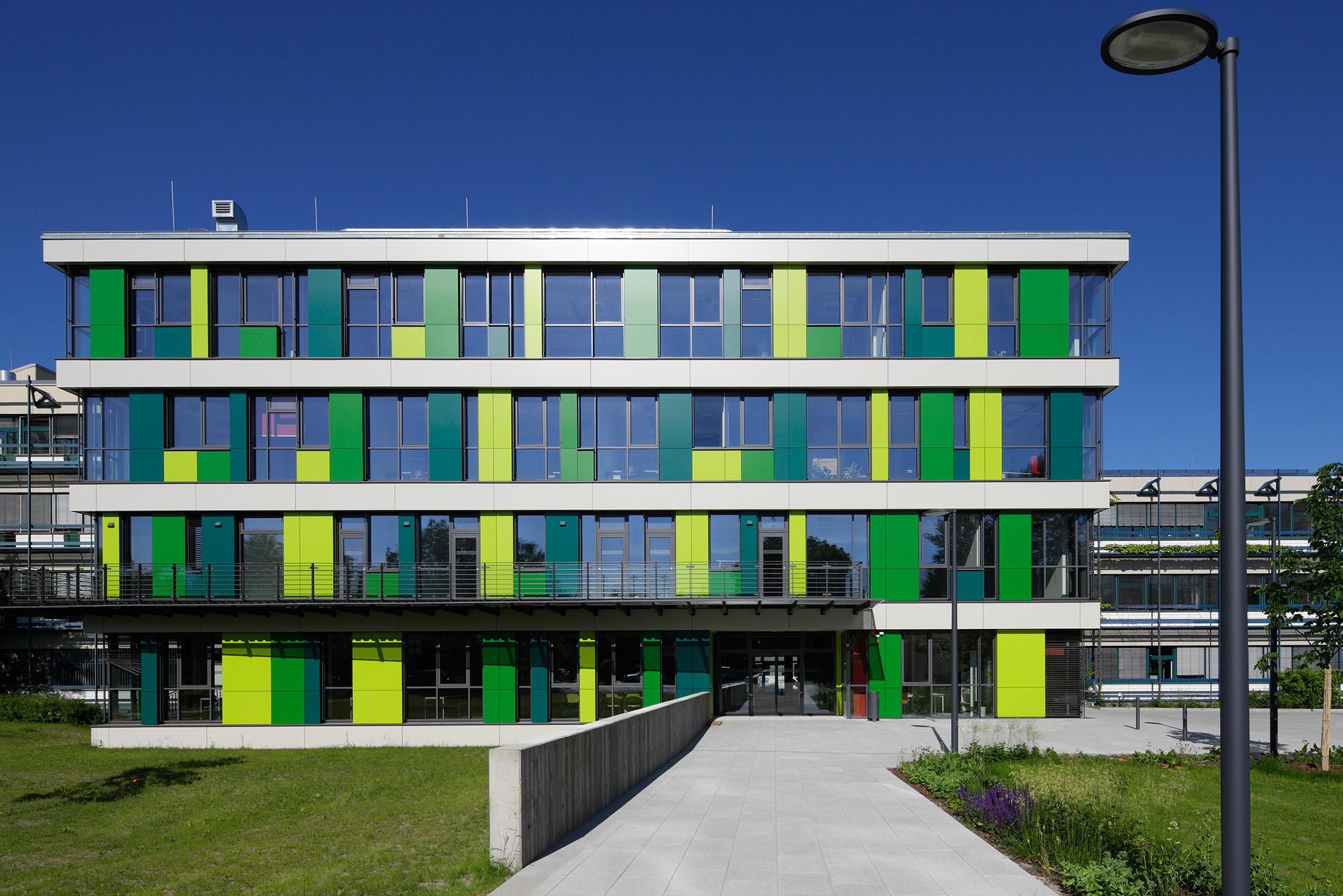 Dgi bauwerk berlin architekten baunetz architekten - Bauwerk architekten ...