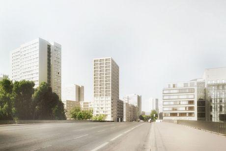 Dmsw architekten berlin architekten baunetz - Gkk architekten berlin ...