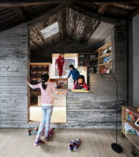 Hutong Children's Library and Art Centre, ZAO/standardarchitecture, Beijing, China