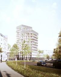 Architektur Erfurt wettbewerb in erfurt entschieden ein bis zwei hochhäuser