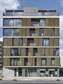 baugruppenprojekt von in berlin das mehrdeutige gesicht architektur und. Black Bedroom Furniture Sets. Home Design Ideas