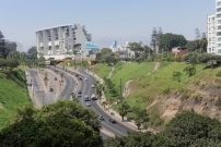 International Prize: Grafton Architects mit Shell Arquitectos, Universidad de Ingenieria y Tecnologia (UTEC) in Lima, Peru