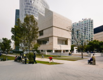 Shortlist: David Chipperfield Architects mit Taller Abierto de Arquitectura y Urbanismo (TAAU), Museo Jumex in Mexiko-Stadt, Mexiko