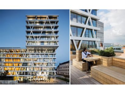 Kinzo berlin architekten baunetz architekten profil for Kinzo berlin