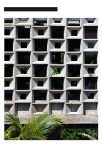Vo Trong Nghia Architects: Binh Thanh House, HCMC, 2014