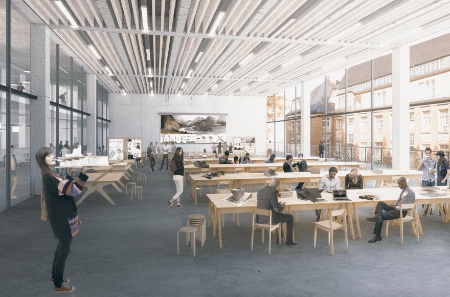 campus masters abschluss arbeiten architekten. Black Bedroom Furniture Sets. Home Design Ideas