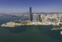 West Kowloon Cultural Distric, Hongkong