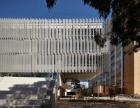 die Melbourne School of Design von John Wardle Architects und NADAAA